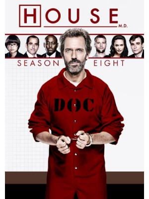 HOUSE MD Season 8 เฮ้าส์ ยอดคุณหมออัจฉริยะ DVD(ซับไทยช่องทรู hd) 12 แผ่นจบ+ตอนพิเศษ