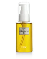 DHC Deep Cleansing Oil 70ml.  ล้างเครื่องสำอางค์รวมถึงมาสคาร่าไม่ต้องใช้สำลี 70 ml. ของแท้ มีกล่อง