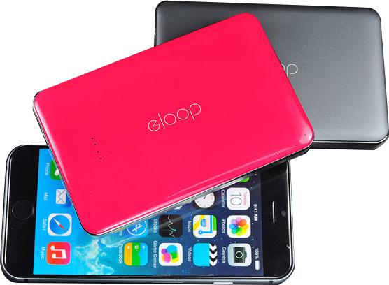 Power Bank eloop E9 10000mAh แบตสำรองของแท้ ขนาดเล็กพกพาสะดวก ใช้ดี ใช้ทนนาน มี 5สี ให้เลือก