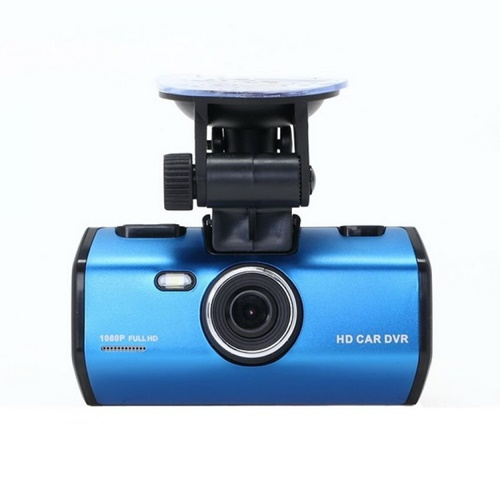 กล้องติดรถยนต์ Full HD 1080P K1000-2 บันทึกวีดีโอได้ทั้ง กลางวันและกลางคืน แถมฟรี Memory Card 8G