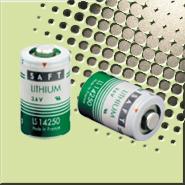 SAFT LS 14250 3.6V 40mA 1/2 AA Primary Lithium Battery แบตเตอรี่ลิเธียม