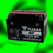 YUASA YTX9-BS TAIWAN