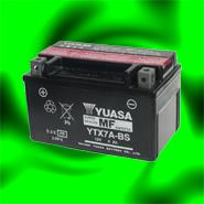 YUASA YTX7L-BS TAIWAN