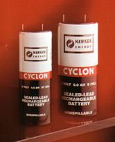 แบตเตอรี่ลิเธียม Hawker Cyclon Valve Regulated Lead Acid