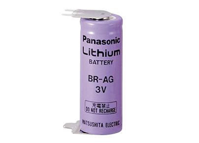 Panasonic พานาโซนิค BR-AG 3V 2200mA Lithium Cylindrical Battery BR-AG  A-Size แบตเตอรี่ลิเธียม