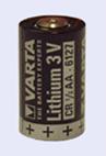 VARTA 6127 CR 1/2AA 3 V 950 mAh Lithium Manganese Dioxide Battery แบตเตอรี่ลิเธียม