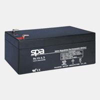 แบตเตอรี่แห้ง SPA SLA BATTERY SL12-33  12V 33AH