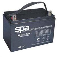 แบตเตอรี่แห้ง SPA SLA BATTERY SL12-120B  12V 120AH