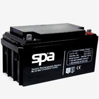 แบตเตอรี่แห้ง SPA SLA BATTERY SL12-65  12V 65AH