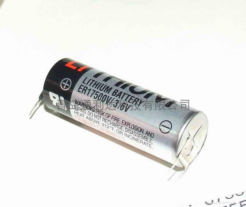 TOSHIBA ER17500 3.6V 3400mAh Lithium Battery แบตเตอรี่ลิเธียม