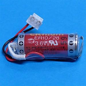 Maxell Lithium Battery ER10/28 ER6C ER3 ER17/33 ER17/50 แบตเตอรี่ลิเธียม 3.6V