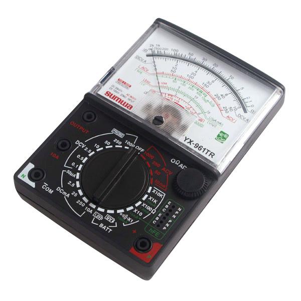 SUNWA YX961TR Analog Multimeter Electrical Meter Multitester มัลติมิเตอร์