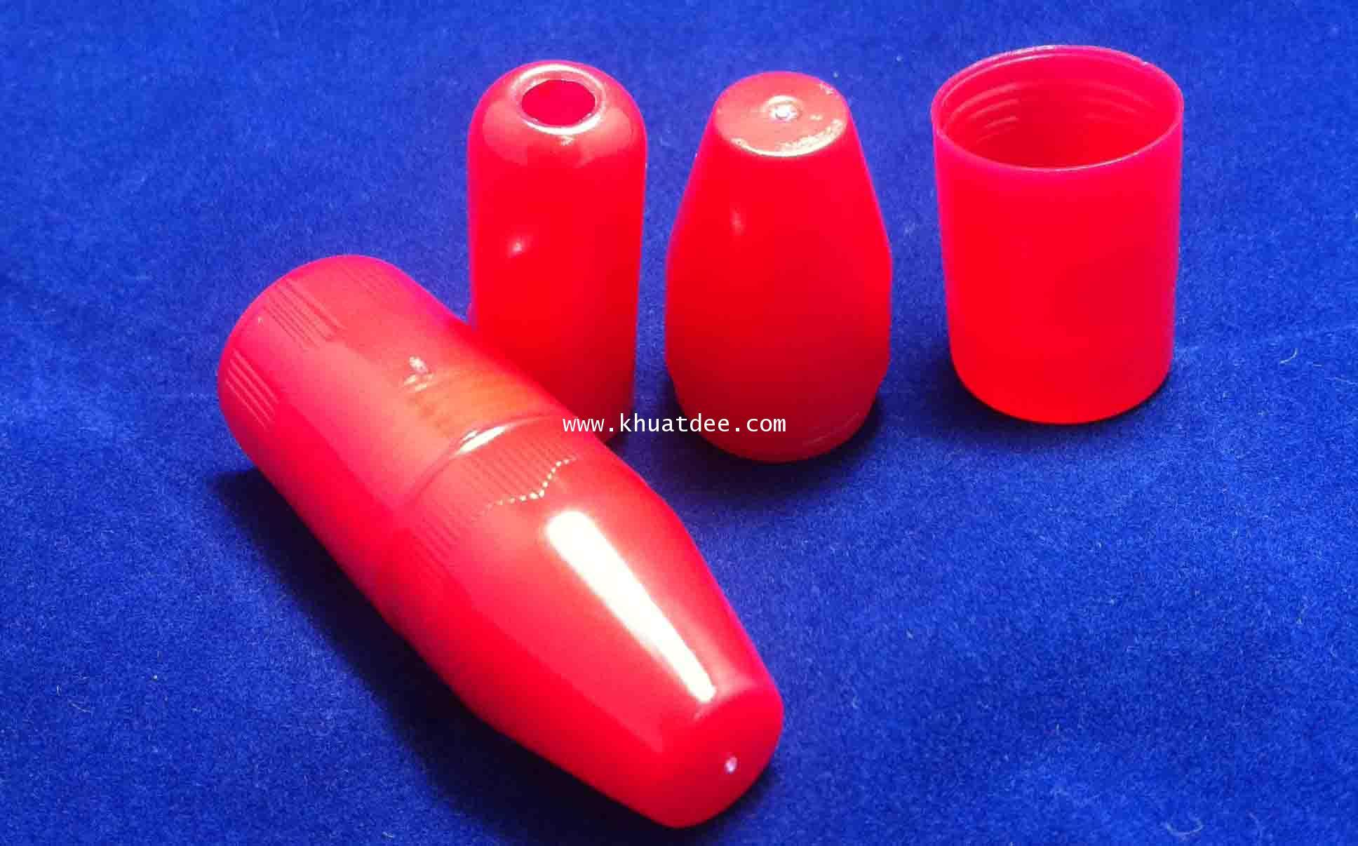 หลอดยาดม(2000 ใบ)สีแดง