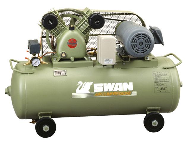 Air Compressor SWAN MODEL:SVP-201-85L-380V