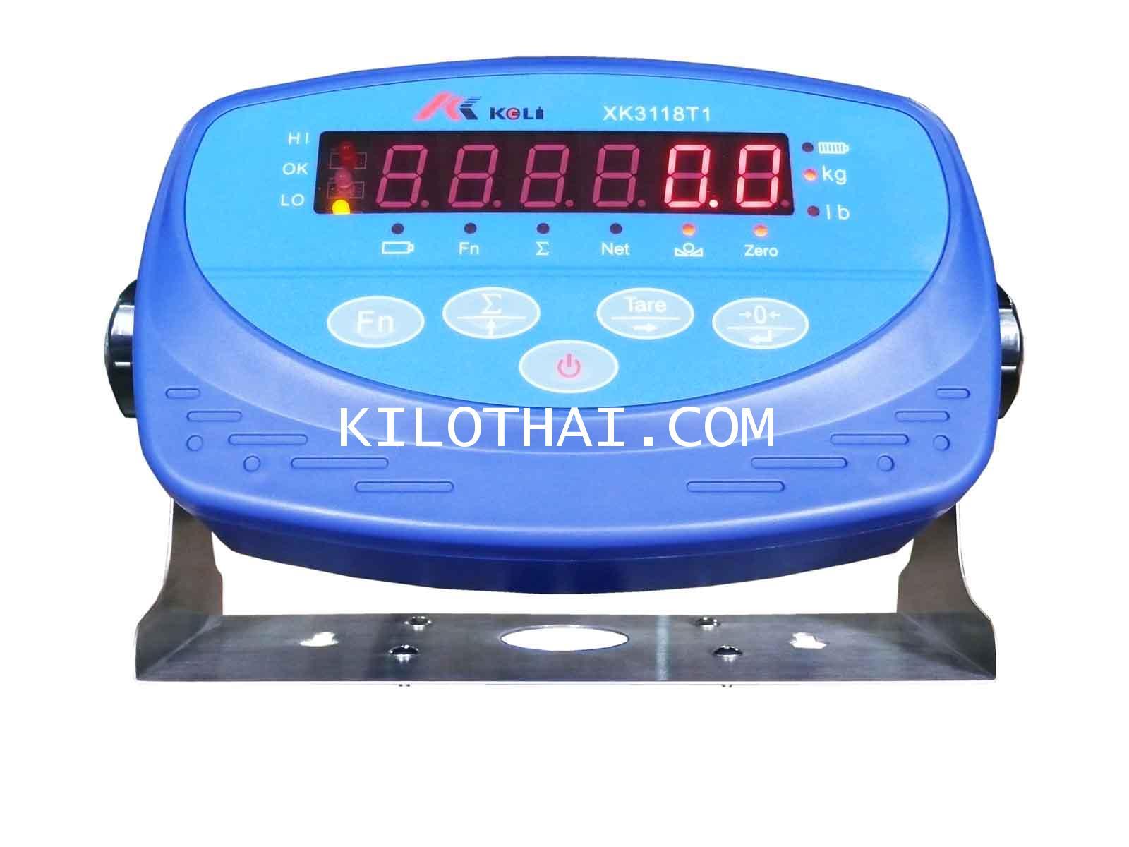 จอแสดงน้ำหนัก KELI Model XK3118T1