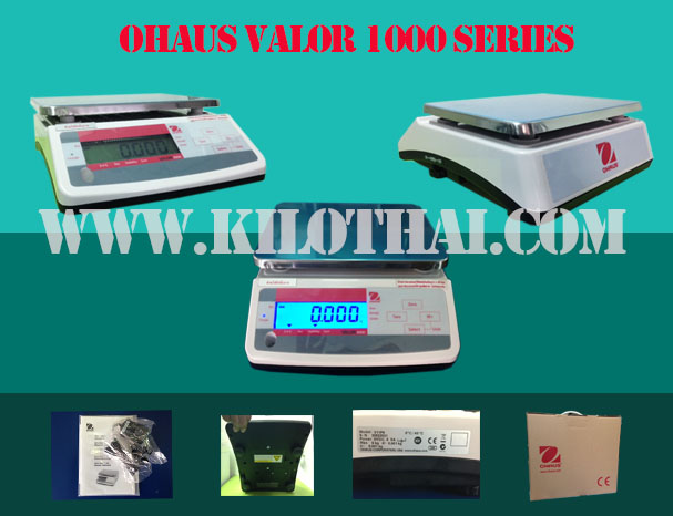 Ohaus Weighing Scale 3