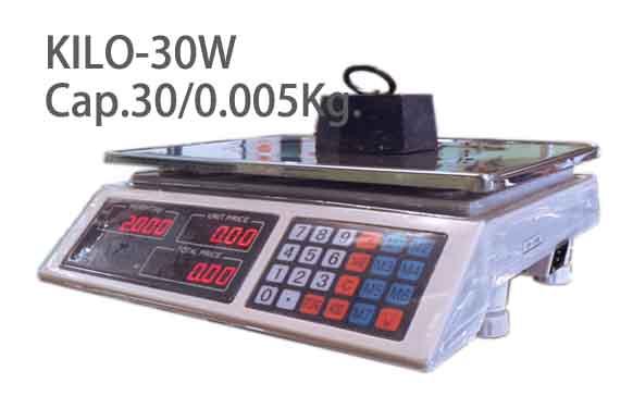 เครื่องชั่งคิดราคา KILO-30D 1