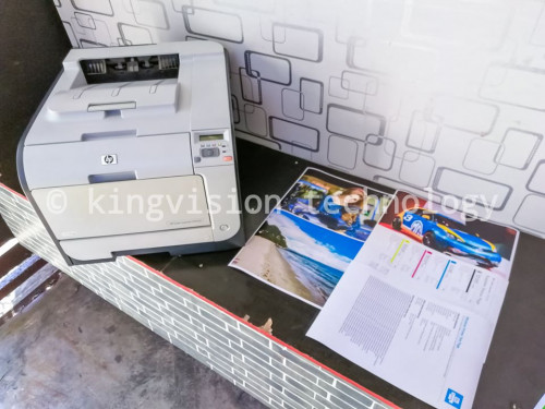 HP Color LaserJet CP2025 (มือสอง)