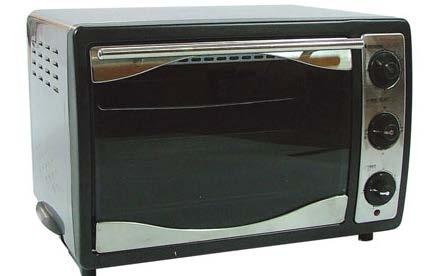 เตาอบไฟฟ้า ขนาด 36 ลิตร ยี่ห้อเฮ้าส์เวิร์ด (House Worth) รุ่น HW-8087
