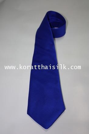 เนคไท สีน้ำเงิน size L