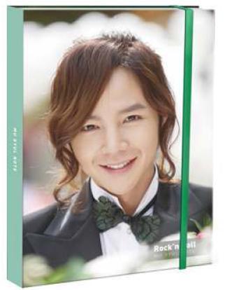 Jang Keunsuk Photo Note (big-sized picture)
