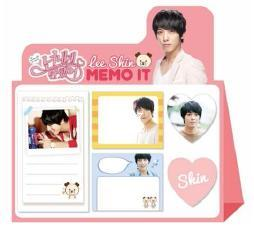 Jung Yonghwa Post-it Standing Type