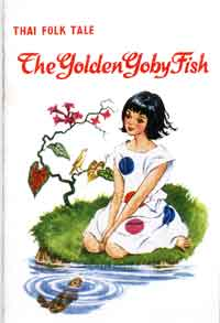 The Golden Goby Fish