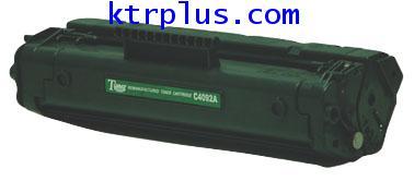 ตลับหมึกโทเนอร์  HP-C4092A ดำ