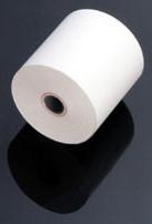 กระดาษม้วนชนิดปอนด์ขาว ขนาด 57x54