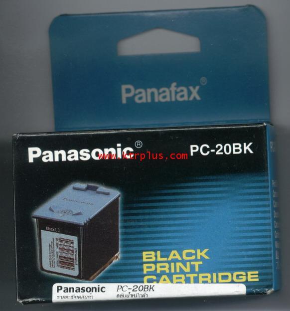 Panasonic PC-20BK (Ink jet)