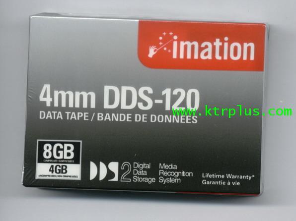 IMATION Tape Cartridge DDS2 120m