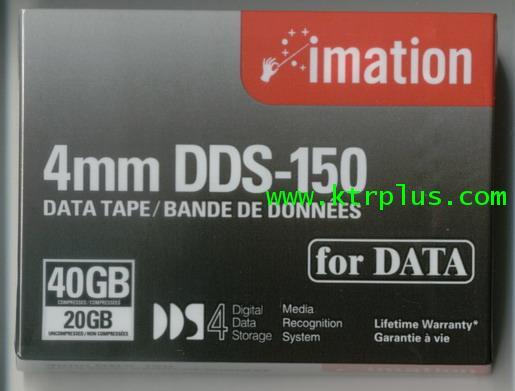 IMATION Tape Cartridge DDS4 150m