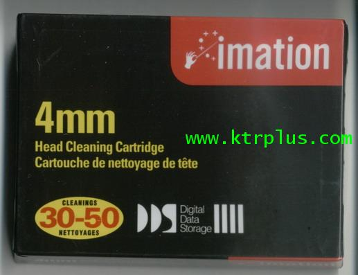 IMATION 4mm Drive Cleaning Cartridge