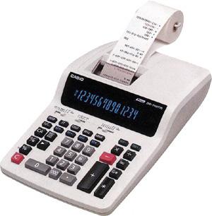 เครื่องคิดเลข คาสิโอ DR-240TM (14 หลัก ,มีกระดาษ)