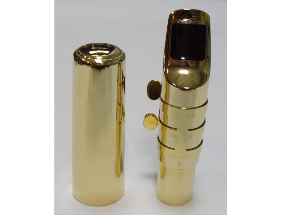 metal mouthpiece - ยี่ห้อ Jazz สำหรับ tenor SAXOPHONE