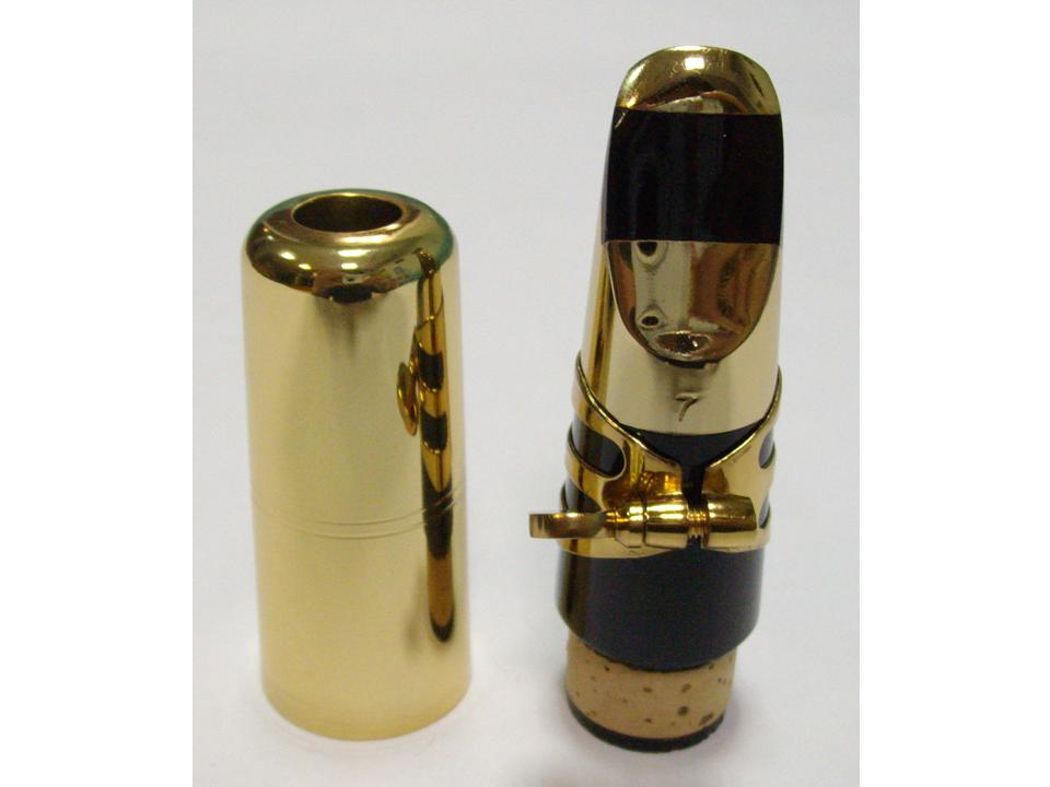 metal mouthpiece สำหรับ clarinet เน้นคุณภาพเสียงที่ไพเราะ เป่าง่าย  ราคาถูกพิเศษ