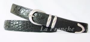 ชุดหัวเข็มขัดเงินแท้  92.5  ขนาด 1.2 นิ้ว