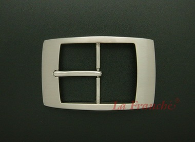 หัวเข็มขัดแกนกลางสีนิกเกิ้ล, ขนาด 1.5 นิ้ว - code 5n04001
