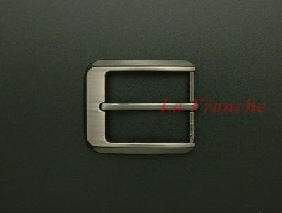 หัวเข็มขัดสีนิกเกิ้ลรมดำ, ขนาด 1.2 นิ้ว - code 2n01015b