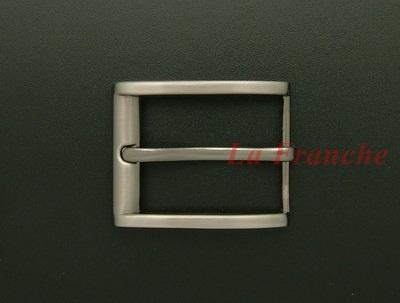 หัวเข็มขัดสีนิกเกิ้ล, ขนาด 1.2 นิ้ว - code 2n01022b