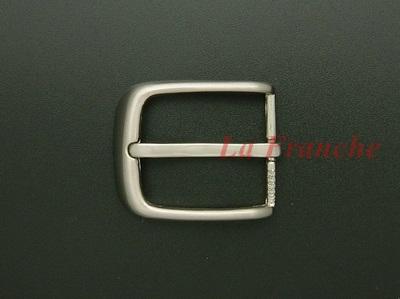 หัวเข็มขัดสีนิกเกิ้ล, ขนาด 1.2 นิ้ว - code 2n01046