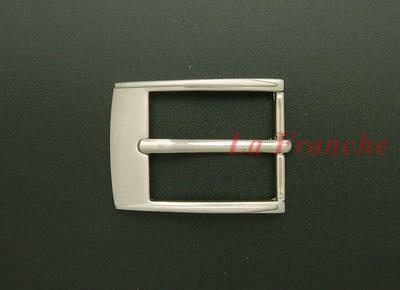หัวเข็มขัดสีนิกเกิ้ล, ขนาด 1.2 นิ้ว - code 2n01051