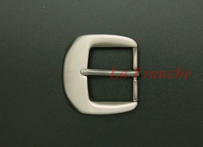 หัวเข็มขัดสีนิกเกิ้ลรมดำ, ขนาด 1.2 นิ้ว - code 2n01059b