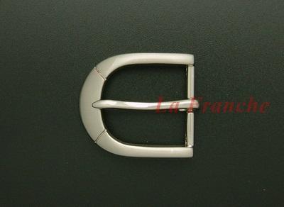 หัวเข็มขัดสีนิกเกิ้ล, ขนาด 1.2 นิ้ว - code 2n01060