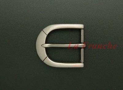 หัวเข็มขัดสีนิกเกิ้ลรมดำ, ขนาด 1.2 นิ้ว - code 2n01060b