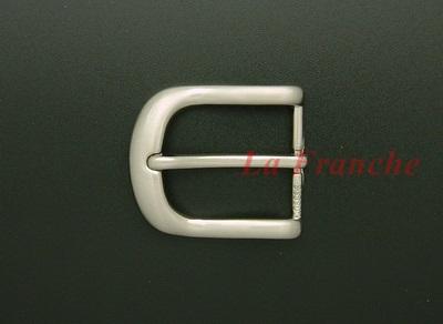 หัวเข็มขัดสีนิกเกิ้ล, ขนาด 1.2 นิ้ว - code 2n01069