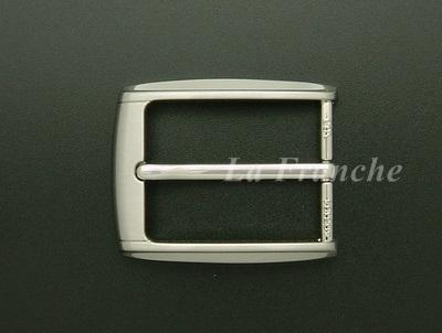 หัวเข็มขัดสีนิกเกิ้ล ขนาด 1.3 นิ้ว - code 3n01011