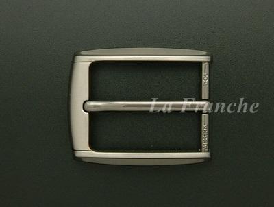 หัวเข็มขัดสีนิกเกิ้ลรมดำ ขนาด 1.3 นิ้ว  - code 3n01011b