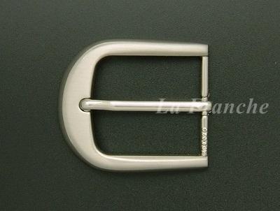 หัวเข็มขัดสีนิกเกิ้ล, ขนาด 1.3 นิ้ว - code 3n01026