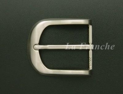 หัวเข็มขัดสีนิกเกิ้ล, ขนาด 1.3 นิ้ว - code 3n01052